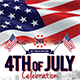4th of July Flyer Templates - GraphicRiver Item for Sale