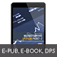 Corporate E-pub, E-book & DPS - GraphicRiver Item for Sale