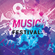 Music Festival Event Poster/Flyer - GraphicRiver Item for Sale