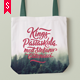 Canvas Tote Bag Mock-up - GraphicRiver Item for Sale