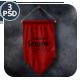 Pennant Hanging Mockup - GraphicRiver Item for Sale
