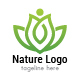 Nature Logo - GraphicRiver Item for Sale