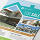 Simple Real Estate Flyer-Graphicriver中文最全的素材分享平台