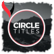 Circle Titles - VideoHive Item for Sale