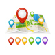 Maps and Pin Navigation - GraphicRiver Item for Sale