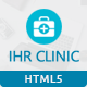 IHR Clinic HTML5 Template Nulled