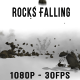 Boulders Falling 2 - VideoHive Item for Sale