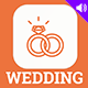 Wedding Love Couple Elements - Animation Pack