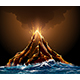Volcanic Eruption - GraphicRiver Item for Sale