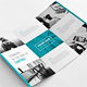 Modern Geometric Trifold Brochure - GraphicRiver Item for Sale