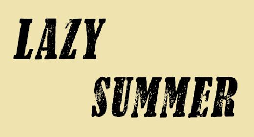 Lazy Summer