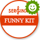 Funny Summer Upbeat Kit