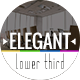 Premium Lower Third - VideoHive Item for Sale