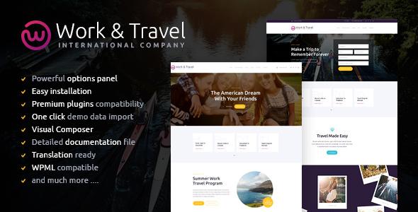 Work & Travel Company & Youth Programs