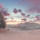 Snowy Trees In The Mountains - VideoHive Item for Sale