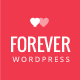 WP Forever - Responsive WordPress Wedding Theme - ThemeForest Item for Sale