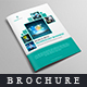 Technology Bifold Brochure_4 Pages - GraphicRiver Item for Sale
