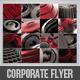 Strata Corporate Flyer - GraphicRiver Item for Sale