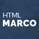 MARCO - Responsive Multipurpose HTML Template - ThemeForest Item for Sale
