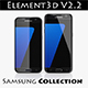 E3D - Samsung GALAXY S7 + S7 Edge + note 5 COLLECTION