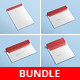 Envelopes Mockup Bundle - GraphicRiver Item for Sale