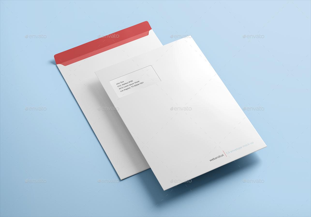 Envelope mockups romeondinez envelope mockups stopboris Gallery