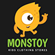 Monster Logo  - GraphicRiver Item for Sale
