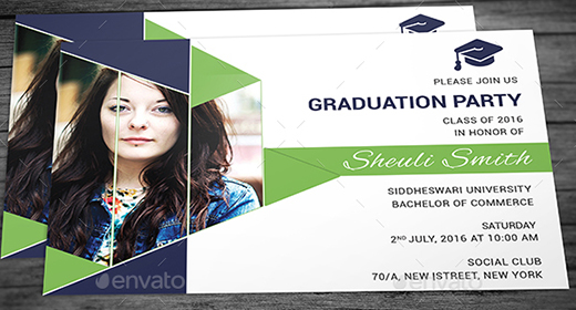 Graduation Card & Invites