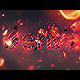 Burning Logo - VideoHive Item for Sale
