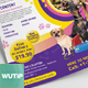 Pet Store/ Flyer Template - GraphicRiver Item for Sale