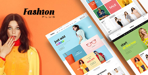 WooCommerce Fashion WordPress Theme – Fashion Plus