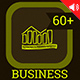Business Flat Animated Icons - VideoHive Item for Sale