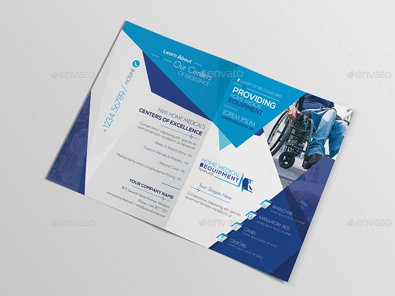 A5 Flyer Template Idealstalist