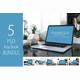 5 PSD MacBook Bundle - GraphicRiver Item for Sale