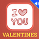Love Story Icons - Icon Lovers Pack