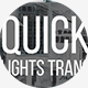 Quick & Dirty v.2. Lights Transitions - VideoHive Item for Sale