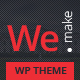 We.Make - Responsive WordPress Theme - ThemeForest Item for Sale