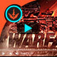 Warfare Youtube Video Thumbnail Screenshot Template - GraphicRiver Item for Sale