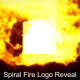 Spiral Firel Logo Reveal - VideoHive Item for Sale