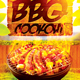 BBQ Cookout Flyer - GraphicRiver Item for Sale
