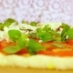 Pouring Small Pieces Of Cheese On Homemade Pizza Margarita - VideoHive Item for Sale