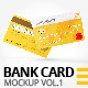 Credit Card | Bank Card | ID | Discount Mock-Up - GraphicRiver Item for Sale