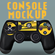 Console Mock-Up - GraphicRiver Item for Sale