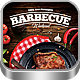 Barbecue BBQ Restaurant Promotion Flyer