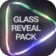 Glass Logo Reveal Pack - VideoHive Item for Sale