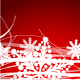 Christmas background with place for your text - GraphicRiver Item for Sale