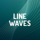Line Waves Backgrounds - GraphicRiver Item for Sale