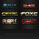 3D Photoshop Text Effects Bundle Three - GraphicRiver Item for Sale