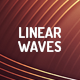 Abstract Linear Waves Backgrounds - GraphicRiver Item for Sale