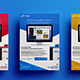 Apps Promo Flyer - GraphicRiver Item for Sale